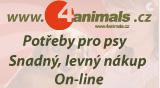 4animals chovatelské potřeby pro psy