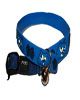 Rogz obojek Elasto Cat Collar Jerry Blue